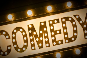 comedy, Kent and London entertainment