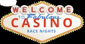 fun casino, casino race nights logo